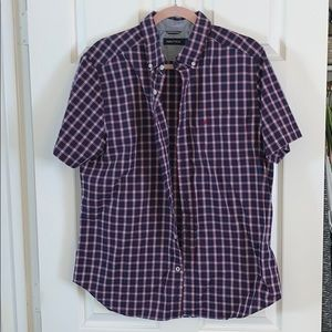 Men's nautica button up shirt